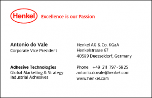 Antonio do Vale business card